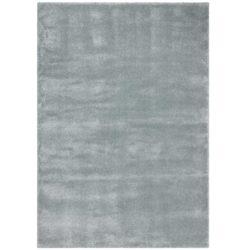 Pastelblauw hoogpolig tapijt