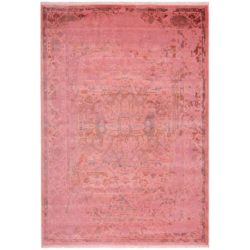 roze vintage tapijt