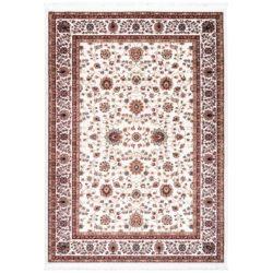 Wit Perzisch vloerkleed