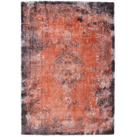 rood vintage vloerkleed Vulcan