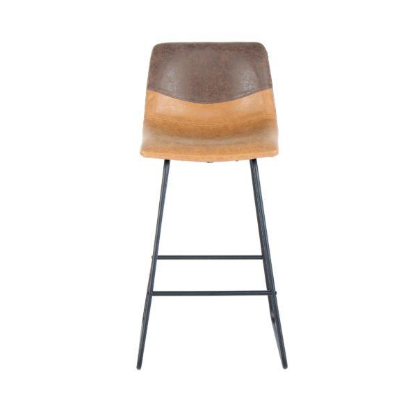 design barkruk bruin