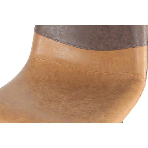 bruine design barkrukken