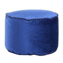 Pouf Taj Blauw