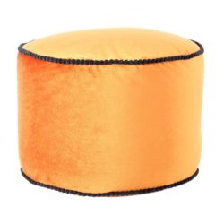 Pouf Taj Oranje