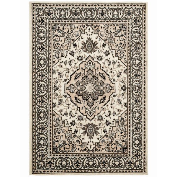 Ivoorkleurig-Perzisch-tapijt