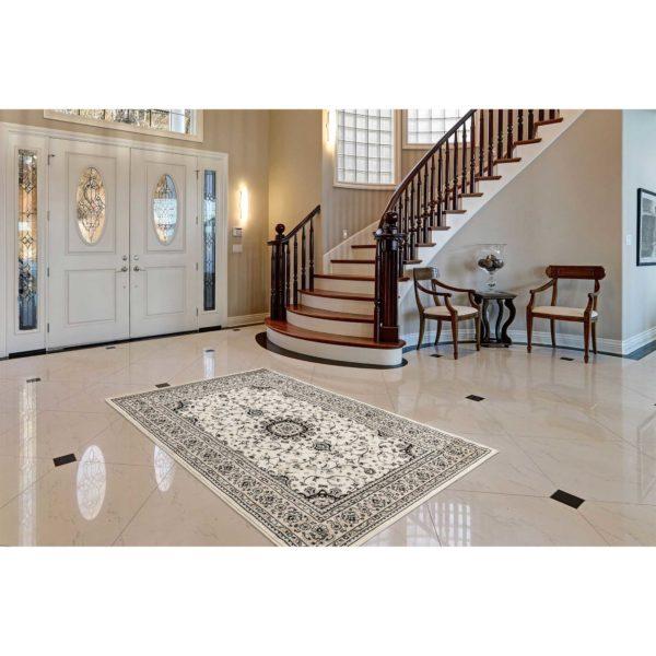 Ivoorwit Perzisch tapijt