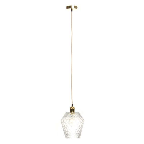 Hanglamp van glas Lima