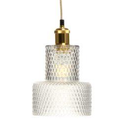 Glazen Hanglamp Mano