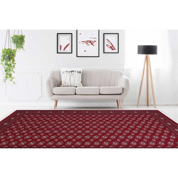 Rood Perzisch karpet