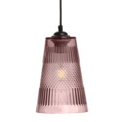 Roze hanglamp Pola
