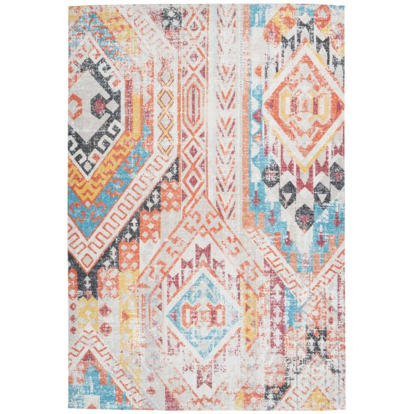 Bohemian-style-tapijt