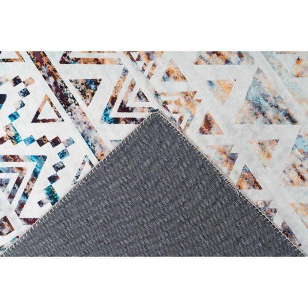 blauw tapijt bohemian