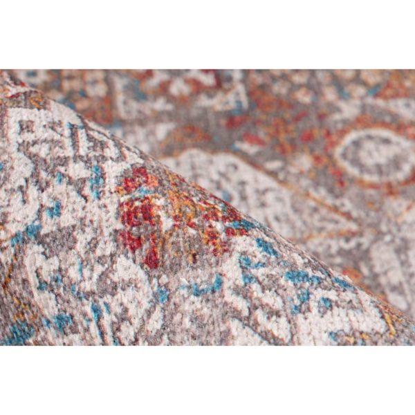 Kleurrijk vintage vloerkleed