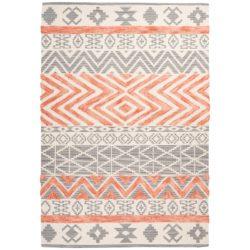 oranje-Scandinavisch-tapijt