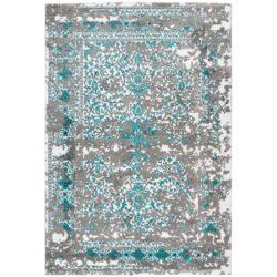 turquoise-vintage-vloerkleed