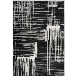 zwart-design-tapijt