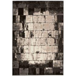 Bruin-vintage-vloerkleed