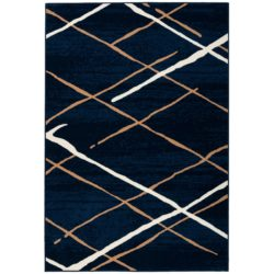 Donkerblauw-design-karpet