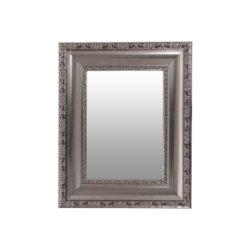 Kleine klassieke spiegel Sira zilvergrijs