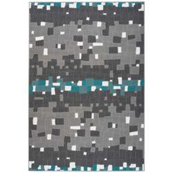 Retro-design-vloerkleed-grijs-blauw