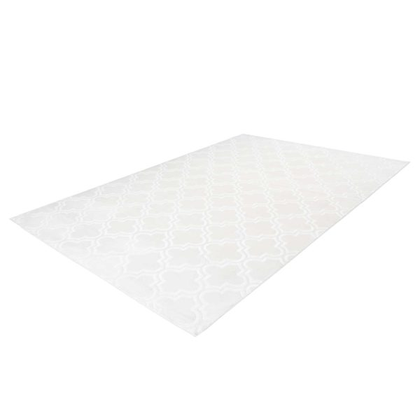 Wit-slaapkamer-vloerkleed