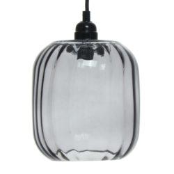 Grijze hanglamp Clesia