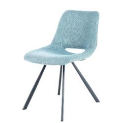 Blauwe-design-eetkamerstoelen