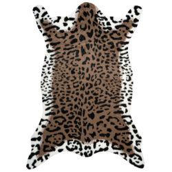 Dierenhuid vloerkleed Jachtluipaard