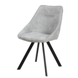 Grijze-eetkamer-stoelen