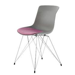 Grijze-eettafel-stoelen-Paars