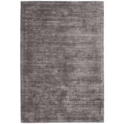 Laagpolig grijs vloerkleed