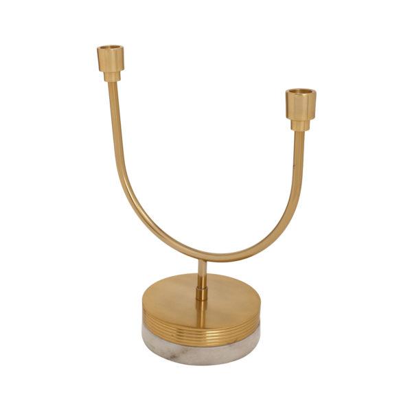 Gouden kandelaar Carice