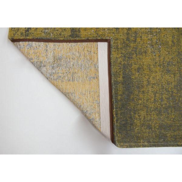 Geel vintage vloerkleed Generation - Louis De Poortere
