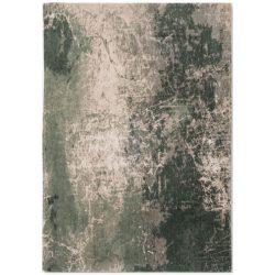 Groen design vloerkleed Cracks - Louis De Poortere