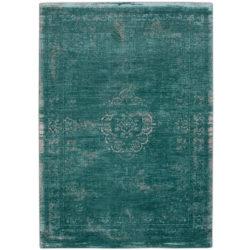 Groen-vintage-vloerkleed