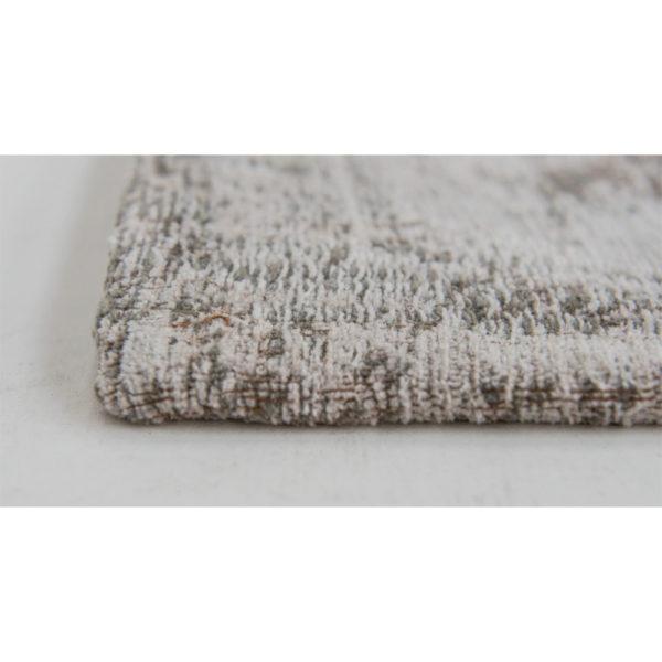 Ivoor wit vintage vloerkleed