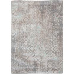 Pastelgroen vintage vloerkleed Babylon - Louis De Poortere