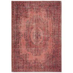 Rood-vintage-vloerkleed