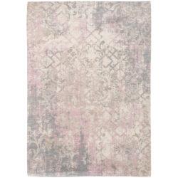 Roze vintage vloerkleed Babylon - Louis De Poortere
